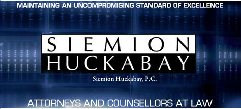 Siemion, Huckabay, Bodary, Padilla, Morganti & Bowerman, PC - Michigan Law Firm